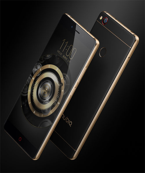 ZTE везет в РФ новый смартфон Nubia Z11. Цена уже известна