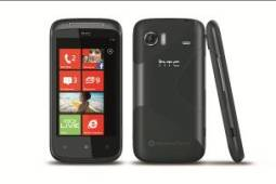 HTC Mozart на базе Windows Phone
